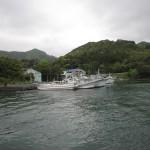 Hiwasa bateaux de pêche
