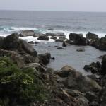 Muro bassin et vagues
