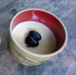 Soy sauce pudding