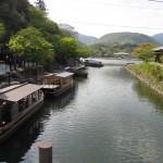 Arashi - bateaux